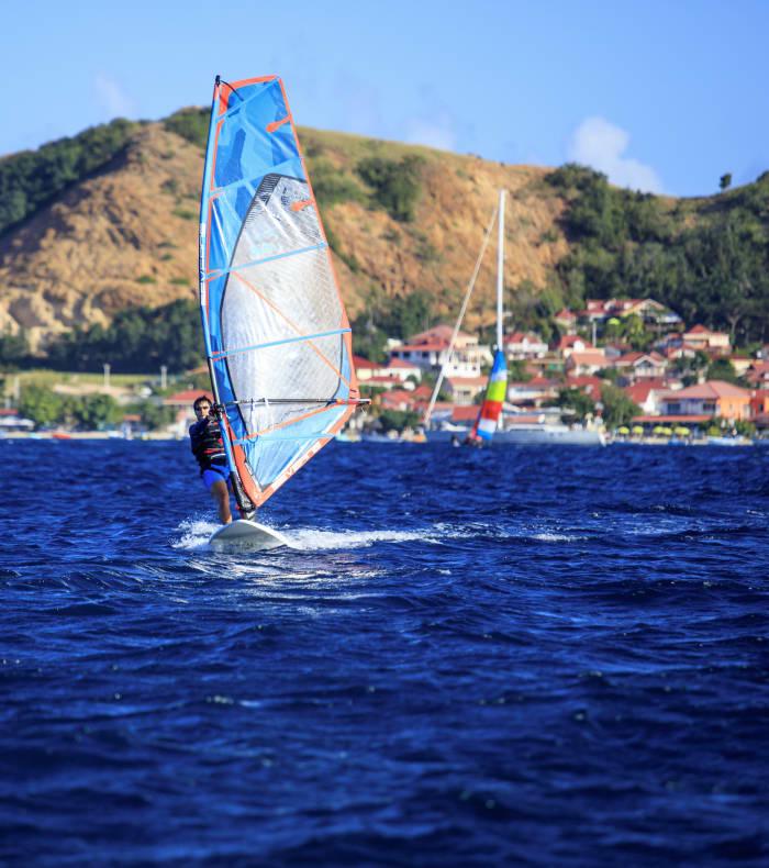 Sejours Windsurf Vacances Sportives Avec L Ucpa