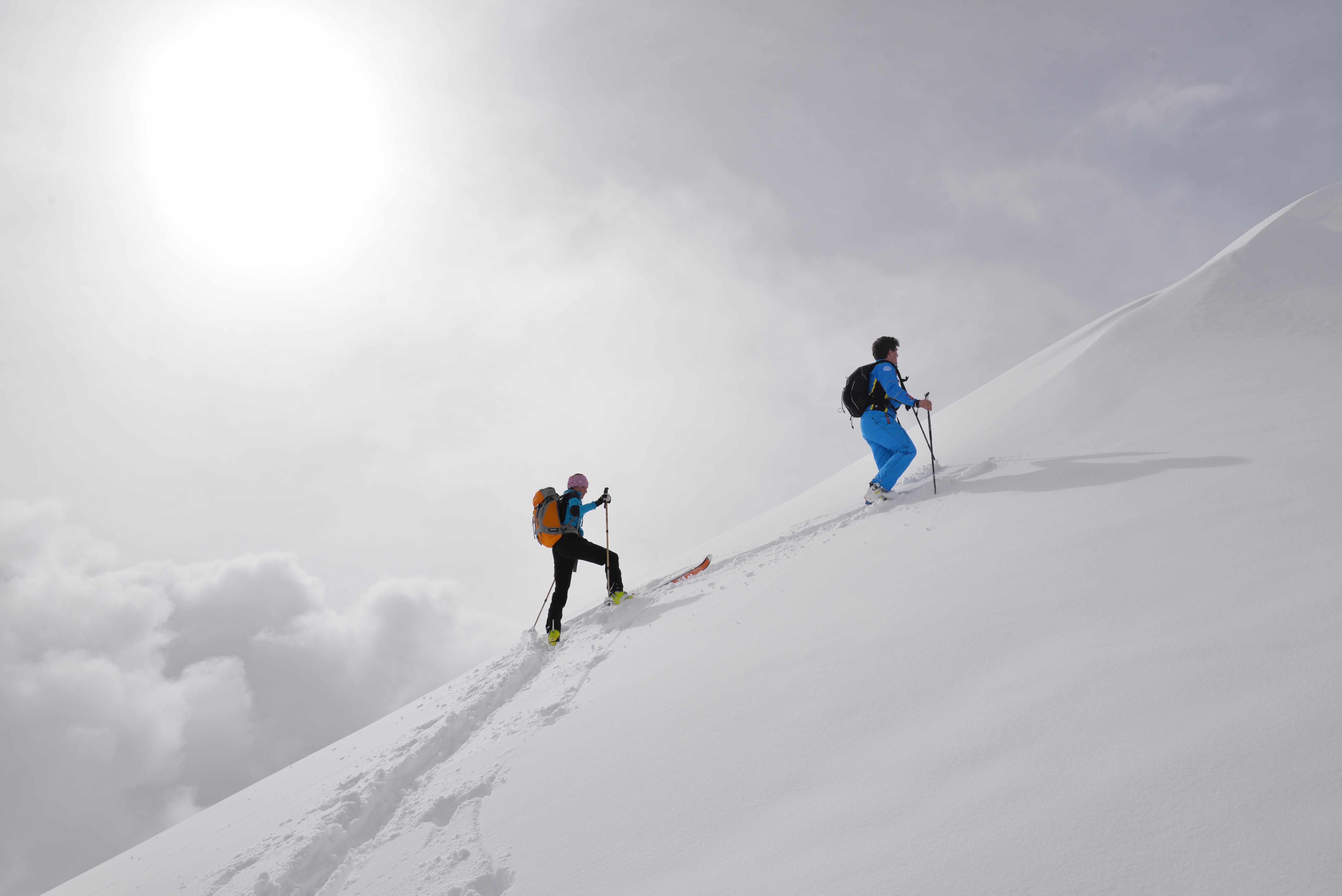 Simplon - séjour itinérant à Argentière-Vallée de Chamonix - UCPA