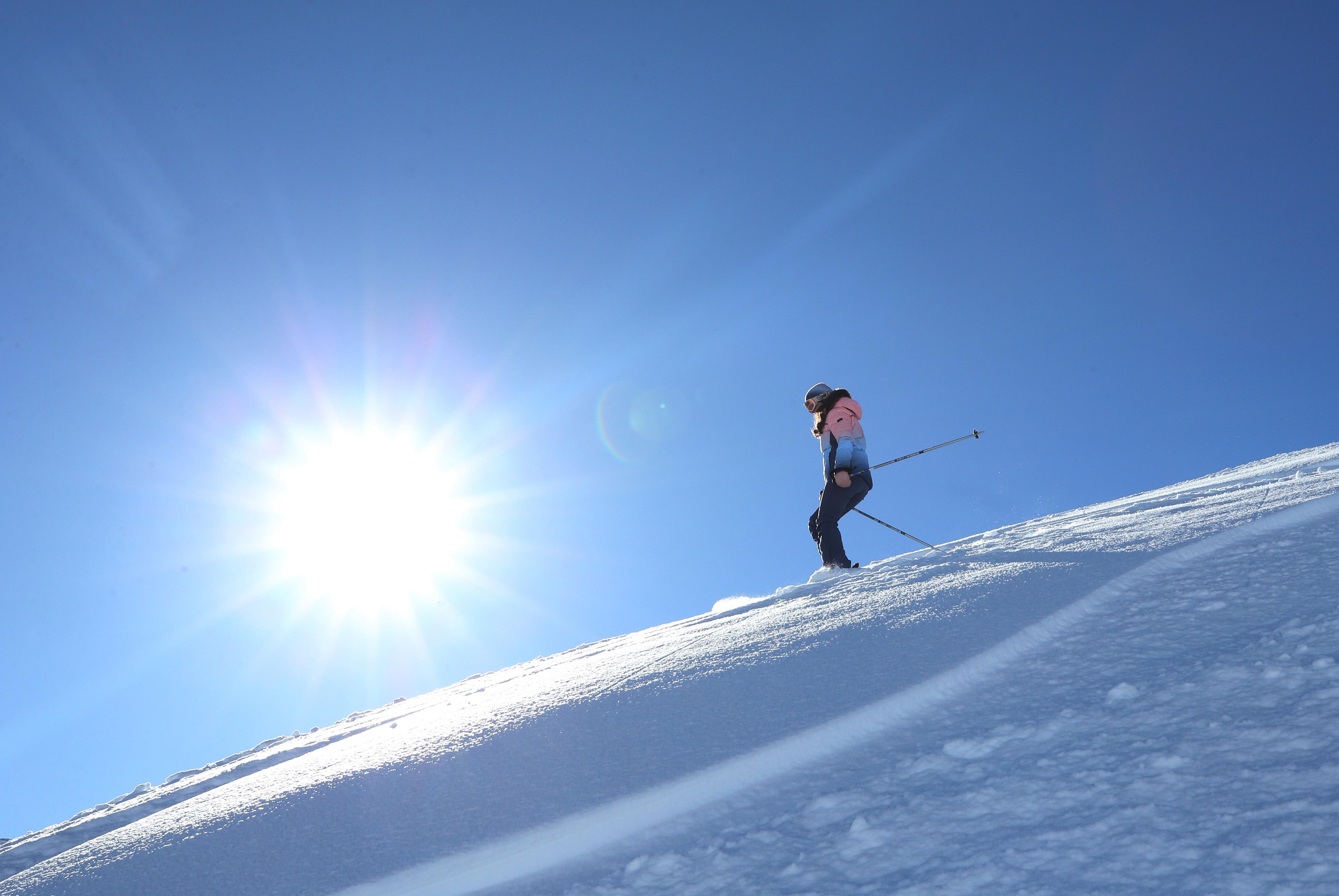 Découverte du ski hors-piste - séjour en France - UCPA