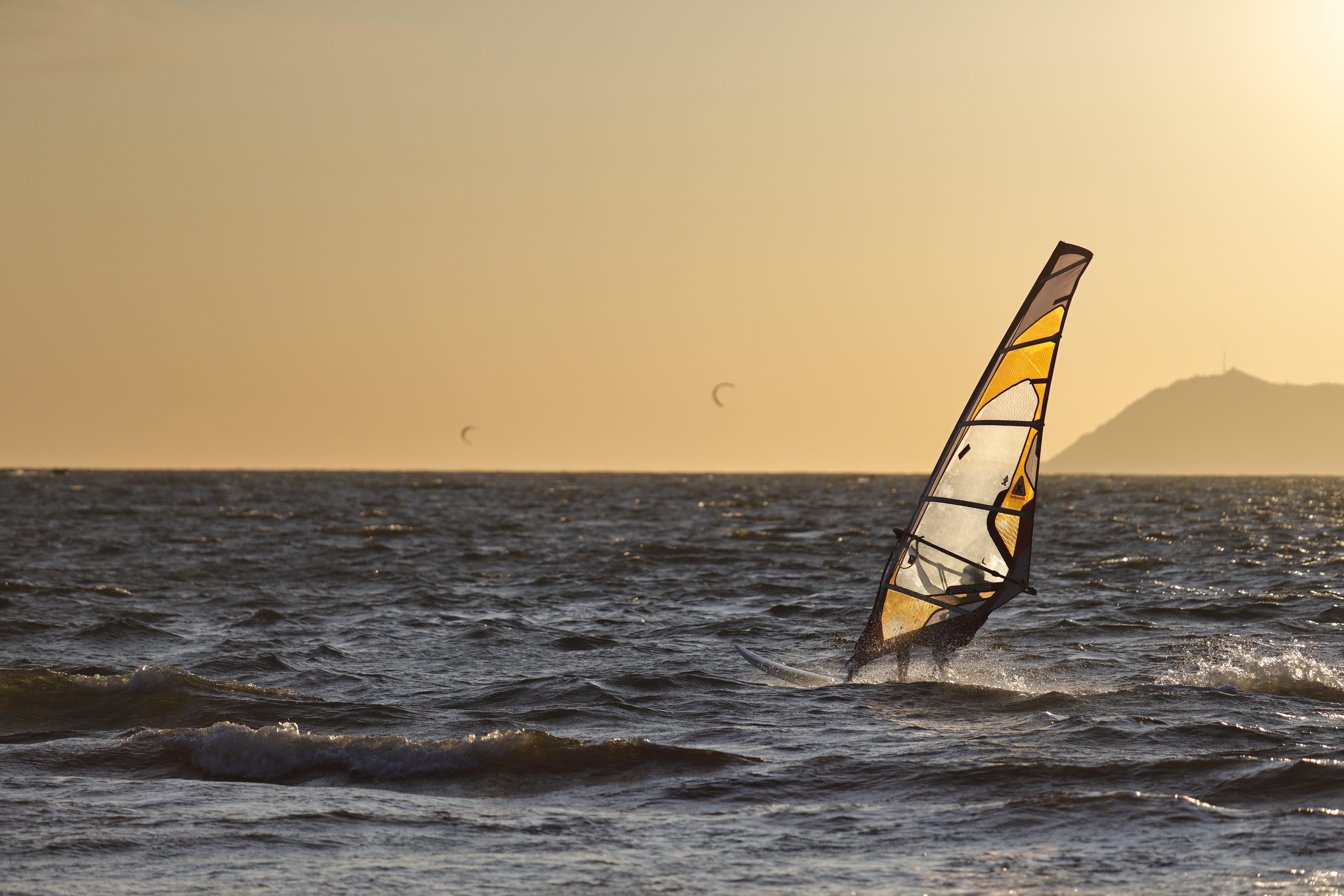 Windsurf Passion Sejour En France Ucpa