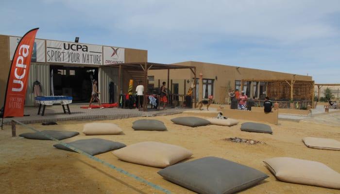Centre De Vacances A Dakhla Sahara Occidental Ucpa