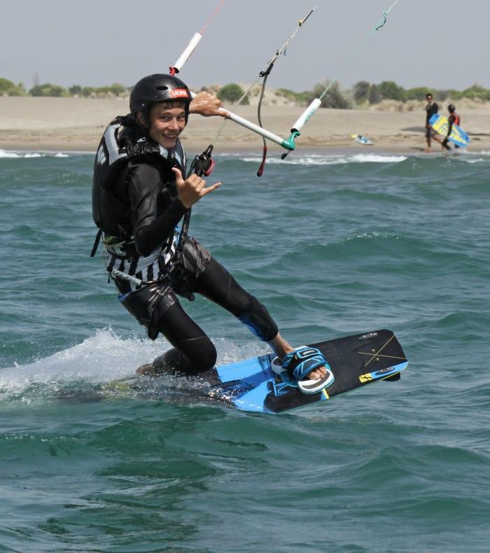 Kitesurf Multiglisses Sejours A Port Camargue Ucpa